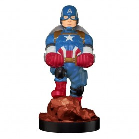 Marvel Cable Guy Captain America 20 cm