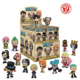 One Piece présentoir Mystery Minis figurines 5 cm (12)