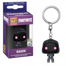 Fortnite porte-clés Pocket POP! Vinyl Raven 4 cm