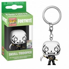 Fortnite porte-clés Pocket POP! Vinyl Skull Trooper 4 cm