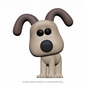 Wallace & Gromit POP! Animation Vinyl figurine Gromit 9 cm