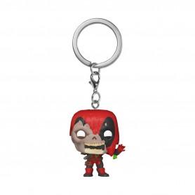 Marvel porte-clés Pocket POP! Vinyl Zombie Deadpool 4 cm