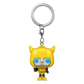 Transformers présentoir porte-clés Pocket POP! Vinyl Bumblebee 4 cm (12)