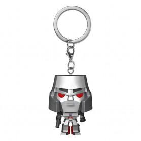 Transformers présentoir porte-clés Pocket POP! Vinyl Megatron 4 cm (12)