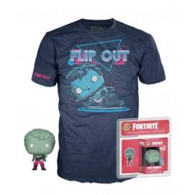 Fortnite Pocket POP! & Tee set figurine et T-Shirt Love Ranger (XL)