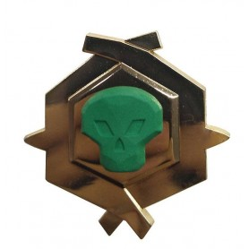 Sea of Thieves pin's Pirate Legend Limited Edition Glow In The Dark