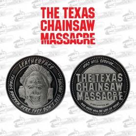 Massacre à la tronçonneuse pièce de collection Leatherface Limited Edition