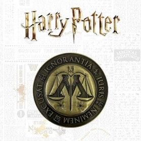 Harry Potter médaillon Ministry of Magic Limited Edition
