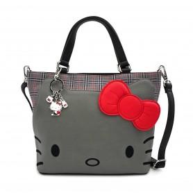 Hello Kitty by Loungefly sac à bandoulière Grey Kitty