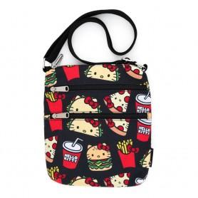 Hello Kitty by Loungefly sac à bandoulière Snacks AOP