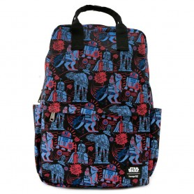 Star Wars by Loungefly sac à dos Empire Strikes Back 40th Anniversary AOP