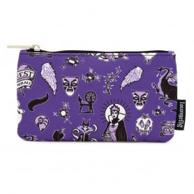 Disney by Loungefly sac cosmétique Villain Icons AOP