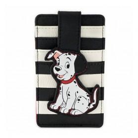 Disney by Loungefly étui pour carte de transport 101 Dalmatiens Striped