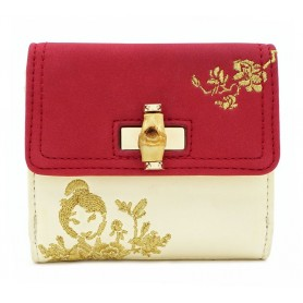 Disney by Loungefly Porte-monnaie Mulan Bamboo Lock