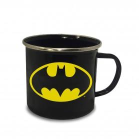 Batman mug émail Logo