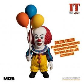 « Il » est revenu 1990 figurine MDS Deluxe Pennywise 15 cm
