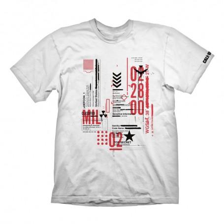 Call of Duty: Black Ops Cold War T-Shirt Defcon-1 (L)