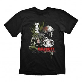 Call of Duty: Black Ops Cold War T-Shirt Army Comp (XL)