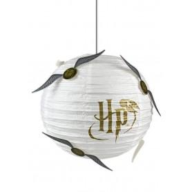 Harry Potter Lanterne en Papier Golden Snitch