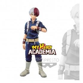 My Hero Academia Figurine Age of Heroes Shoto Todoroki