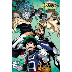 My Hero Academia pack posters Collage 61 x 91 cm (5)