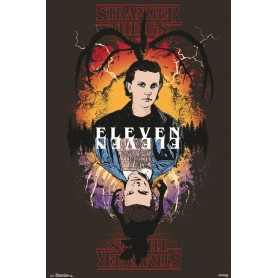 Stranger Things pack posters Eleven 61 x 91 cm (5)
