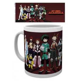 My Hero Academia mug Heroes