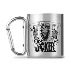 DC Comics mug Carabiner The Joker