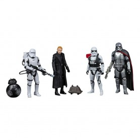 Star Wars Celebrate the Saga pack 5 figurines The First Order 10 cm