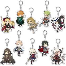 Fate/Grand Order présentoir porte-clés 8 cm Pikuriru! Vol. 9 (10)