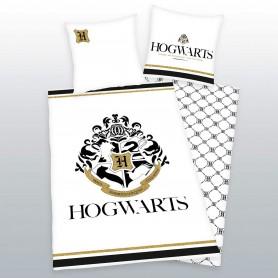 Harry Potter parure de lit Hogwarts (Gold) 135 x 200 cm / 80 x 80 cm