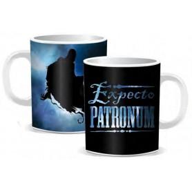 Harry Potter mug effet thermique Patronus