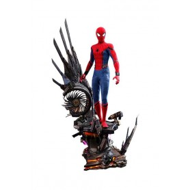 Spider-Man : Homecoming figurine Quarter Scale Series 1/4 Spider-Man Deluxe Version 44 cm