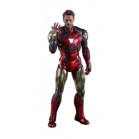 Avengers : Endgame figurine MMS Diecast 1/6 Iron Man Mark LXXXV Battle Damaged Ver. 32 cm