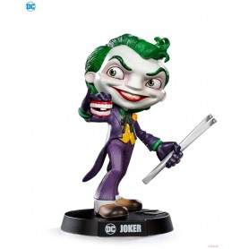 DC Comics figurine Mini Co. Deluxe PVC Joker 21 cm