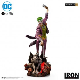 DC Comics statuette Prime Scale 1/3 The Joker by Ivan Reis 85 cm