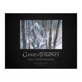 Game of Thrones Art book The Storyboards *ANGLAIS*