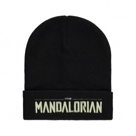 Star Wars The Mandalorian bonnet Logo