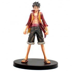 One Piece Figurine Stampede DXF Grandline Monkey D Luffy