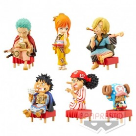 One Piece mini figurine WCG Japanese Style