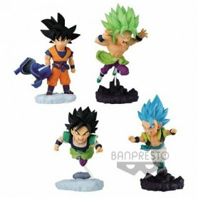 DragonBall Super WCF Diorama vol.4