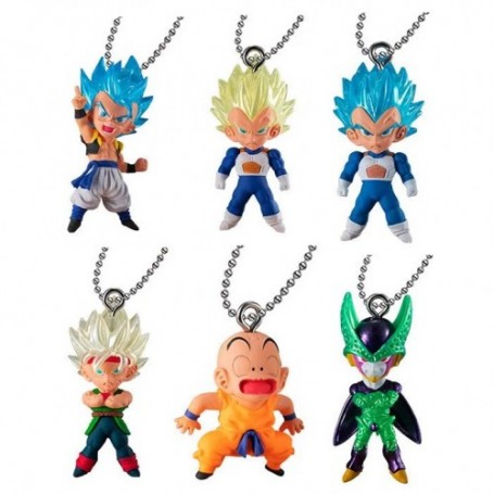 DragonBall Z Porte-clés UDM The Best vol 32