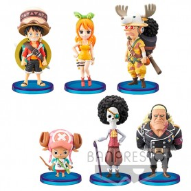 One Piece Stamped Movie WCF vol1
