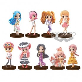 One Piece Mini Q Posket Girls Festival