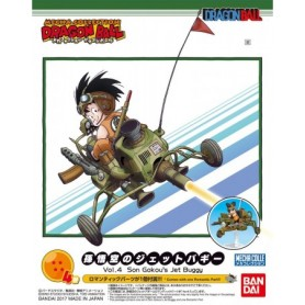 DragonBall Maquette Son Goku's Jet Buggy