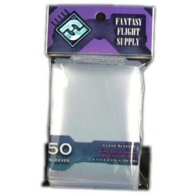 Protèges cartes série violet 59x92