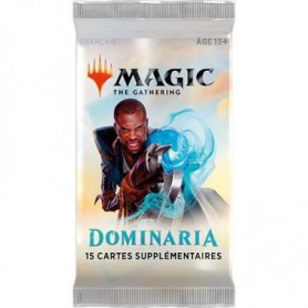MAGIC THE GATHERING : Dominaria Booster FR