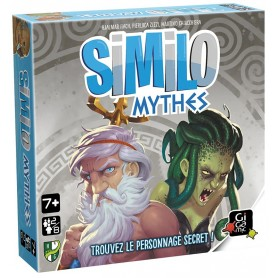 SIMILO MYTHES BOITE BLEUE