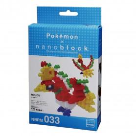 Nanoblock POKEMON HO-OH