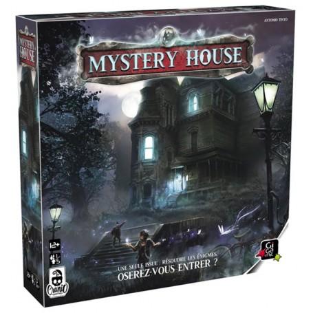 Mystery House : un jeu immersif assisté par une application 3D